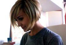 Short hair / by Tiffany Carlson