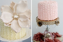 Cakes / by Lisa Hand