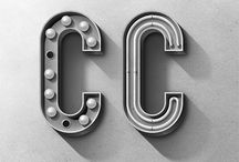 Typography / by Chris Hickey