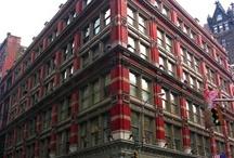 New York addresses / by Arch. Lara Spano LATO51.COM