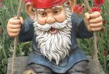 i love gnomes! / by Odilia Lopez
