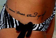 Tattoos / by Kassie Laird