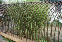 don't fence me in / building a fence this spring and we want something artful and interesting... / by Nici Holt Cline