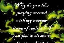 Music defines me / by Vicki Derman