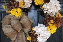 Wreaths all kinds! / by Michele Albouy-Arnold (Tuatha242)