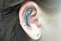 Ear Tattoo / by Carson Heiny