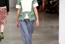 nyfw spring 2013 / by Kate Schweitzer