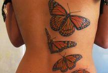 Tattoos / by Deidra Daigle
