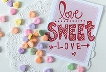 Valentine's Stickers & Labels / by Lightning Labels