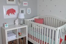 Nursery love / Nursery inspiration for baby #2 / by Beautify My Life
