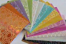 Shimmer Sheetz Sampler - Studio Els - April 2013 / by Scrapbooking.com Magazine