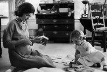 Jacqueline Kennedy / by Luisa Young