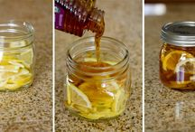 Home Remedies  / by Jeannelle Thomas
