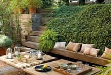 Outdoor Havens / by Nancy Ward