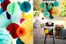 Party Ideas / by Vanessa Traylor