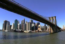 New York City  / by Lynley Moye