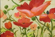 Poppies / by Gina Pullen