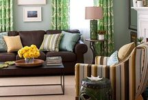 Living Room Inspiration / by Mindy Warden