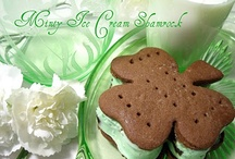 Shamrock Goodies ♣ / St. Patrick's day and shamrock goodies, mostly edible some fun stuff. / by ideadesigns