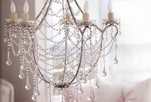 Interiors: Chandeliers & Illuminations / by Kristine Wasner Hershberger