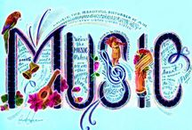 ♫ Music is my religion ♥ / by Leonora Ferreira Burns