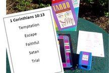 Teaching New Testament / by Gwen Johnson