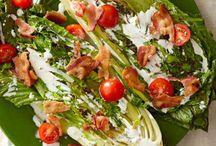 Recipes to try: Salads / by Mikala Locnikar