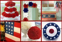 4th of July-Americana, Patriotic / by Marie {Blooming Homestead}