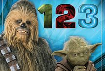 Star Wars Reads Day / May the 4th be with you! Browse our selection of books perfect for your little Jedis! / by Scholastic Canada