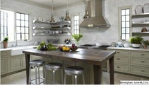Kitchen Dreaming / by Lora Fanning