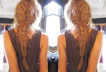 Hair and beauty / by Gabrielle Hauk