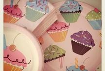 cupcake party / by Sarah Luna