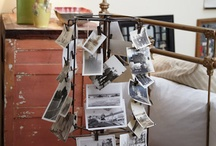 Fun photo displays / by PURE Inspired