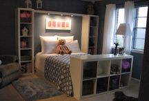 Kids Bedrooms / by Amy Daft