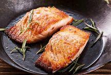 Salmon / by Barbara Zeiss