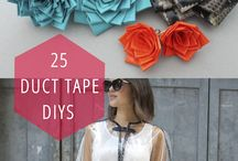 Duct Tape for Days / by Shannon Crabill