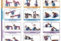 Workout stuff  / by Roz M.