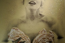 Marilyn Art 3 / by Ali LeFevre