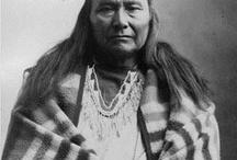 NezperceIndian Chief Joseph / by Angie Joseph