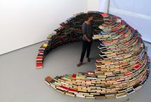 Library display / by Camilla Elliott