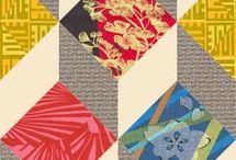 3d quilts / by Marilyn Loken