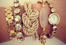 Pretty little arm candy / by Molly Anderson