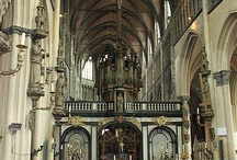 Churches and Cathedrals / by Kimberly Seman