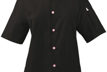 Women's Wear / Happy Chef's full line of women's culinary apparel is designed for female foodies who want the value & quality of Happy Chef in clothes made specifically for them. / by Happy Chef
