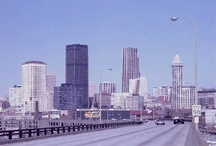 Seattle's Changing Skyline / by Seattle Municipal Archives