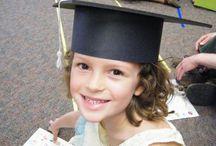 Kinder graduation / by Jennifer Koziol