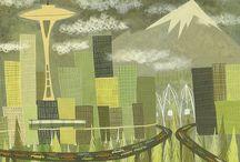 Art Around Seattle / by Q13FOX News Seattle
