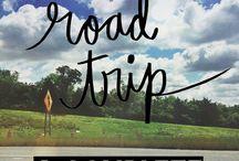 RoadTrippin' / by Elena Macdonald