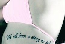 Tattoos i want / by Brittany Robbins