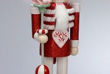 Christmas~Nutcrackers / I love Nutcrackers and the Nutcracker Ballet!  / by Sally Minton